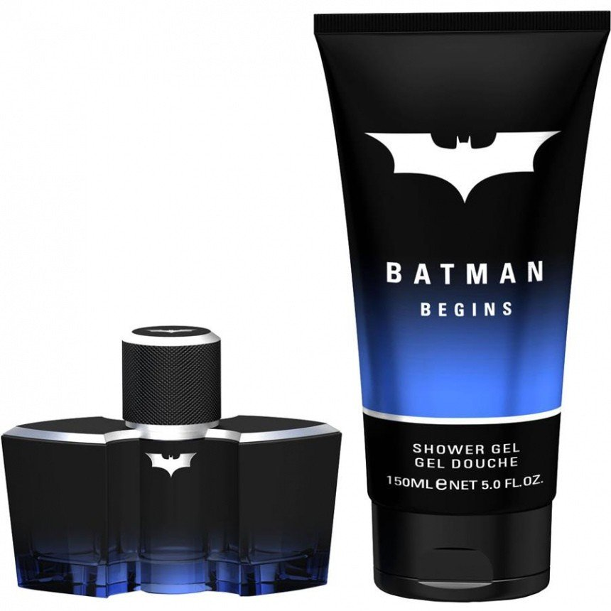 Batman begins eau de toilette batman 2014 for Arrivee d eau toilette